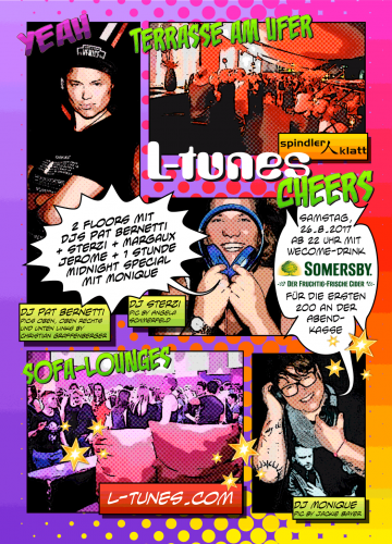 L-tunes Flyer 26 August 2017 (back)