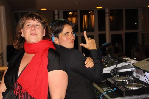 DJ Luise Bass & D_nise L'