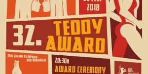 Teddy-Award am 23. Februar 2018