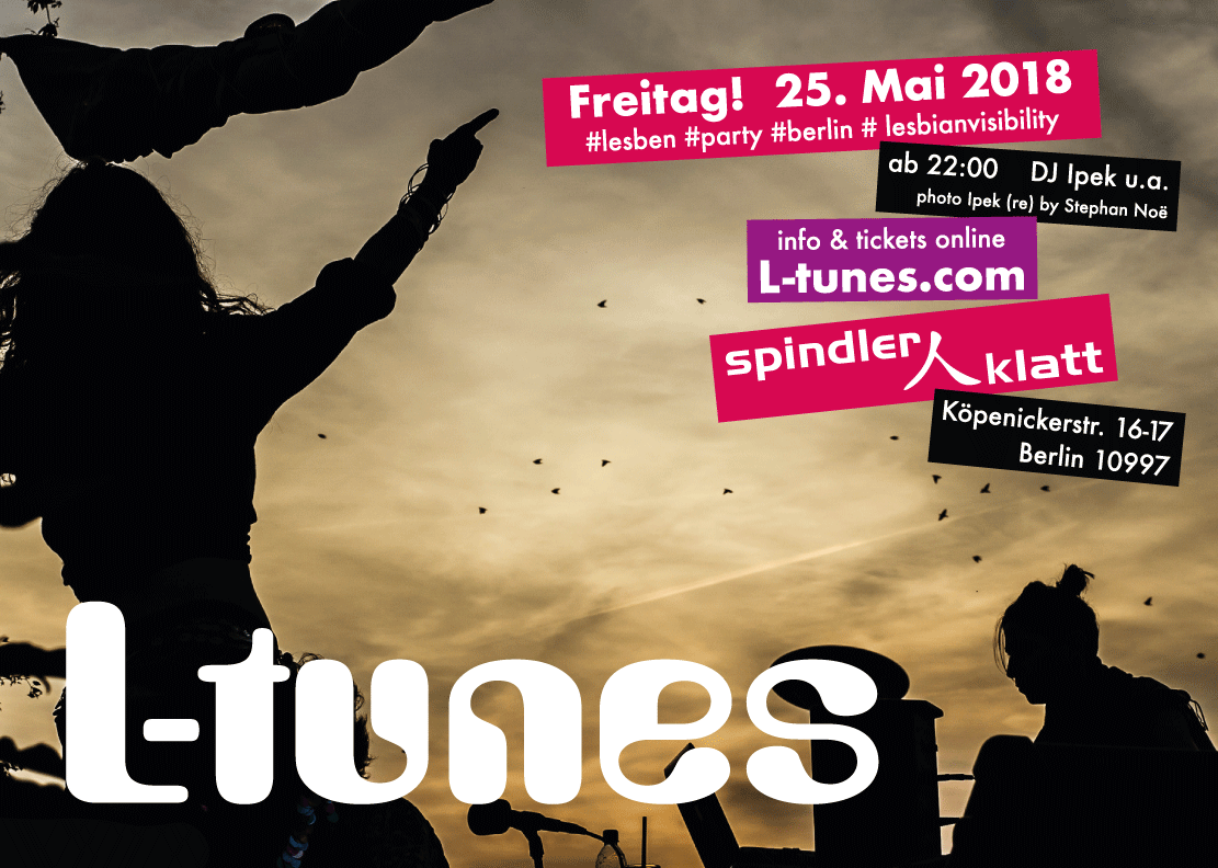 L-tunes Flyer May 2018